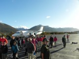 Puerto Williams airport
