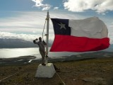 Summit of Cerro Bandera (Flag Mount)